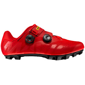 Mavic Crossmax Pro Shoes Men Fiery Red/Fiery Red